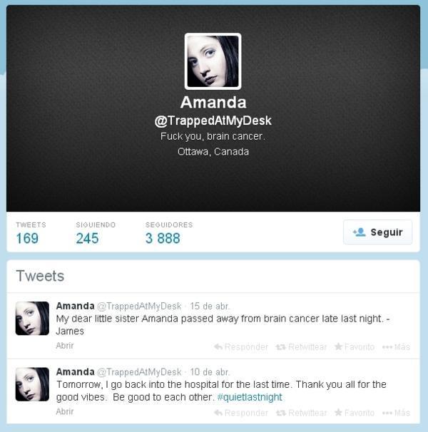 Amanda Twitter
