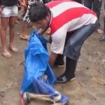 Video: Niño de 11 años devorado por pirañas