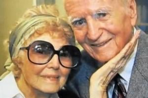 Una pareja que nacio y murieron juntos