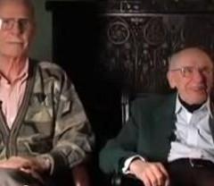 Una pareja es permitida de casarse luego de 61 Años