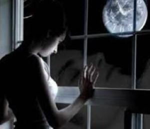 Video: Fantasma de una chica llorando